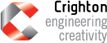 Crighton | Engineering Creativity Logo